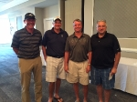 Golf Outing 2015 - Winning Team
